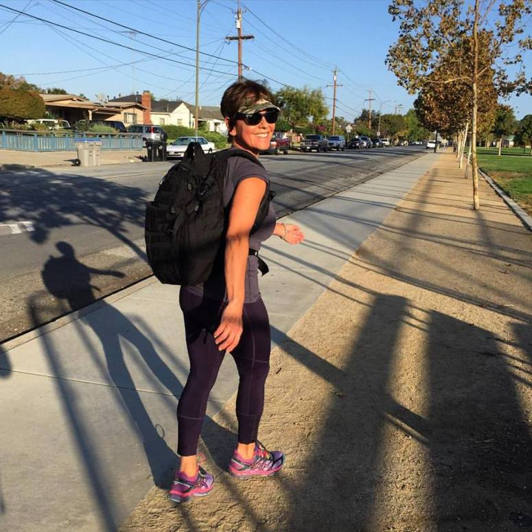 tracy-walking